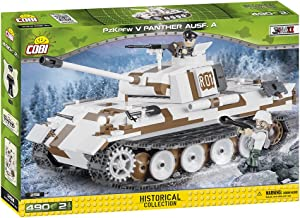 COBI Historical Collection PzKpfw V Panther AUSF. A Vehicle