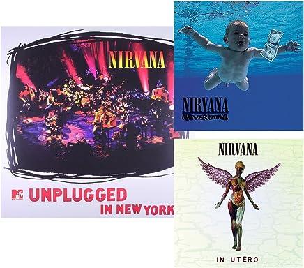 nirvana album discography download