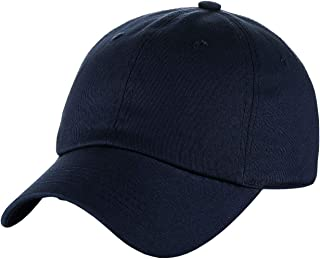 Unisex Classic Blank Low Profile Cotton Unconstructed Baseball Cap Dad Hat