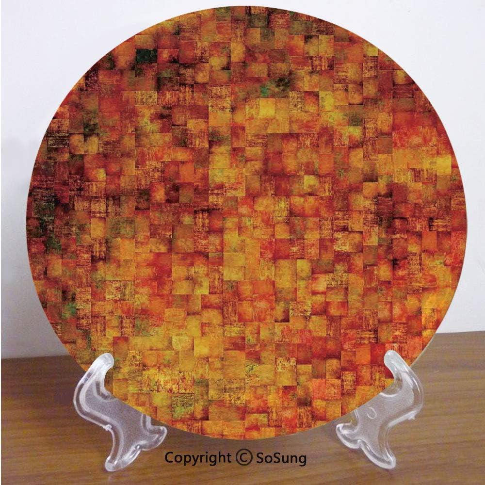 Burnt Orange 8