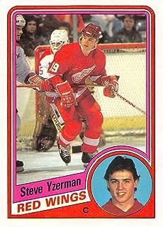 Best steve yzerman o pee chee rookie card Reviews