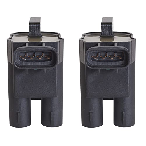 2 pc Ignition Coil Set 1997-2001 Toyota Camry Rav4 Solara Fits UF180 / UF