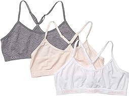 Crystal Pink/White/Heather Grey