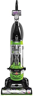 BISSELL Cleanview Rewind Pet Deluxe Upright Vacuum Cleaner, 24899, Green Vacuum Only Green