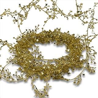 Gold Small Star Garland
