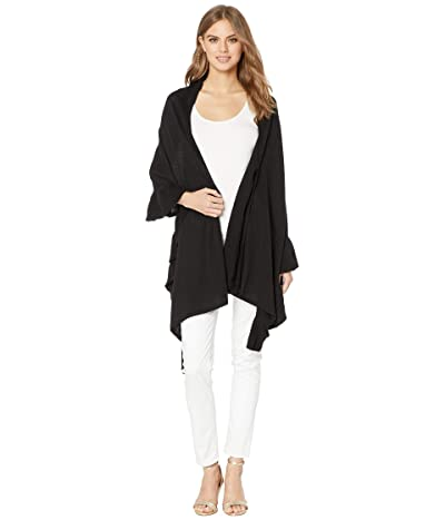 Lilly Pulitzer Marcelle Wrap (Black) Women