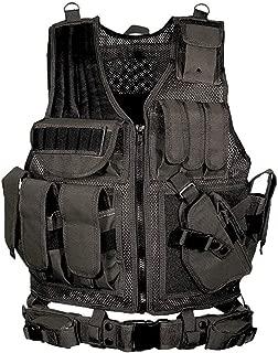 Galati Gear Men's Deluxe Tactical Vest - GLV547B