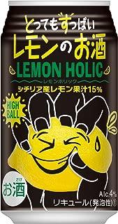 合同酒精 チューハイ とってもすっぱい レモンのお酒 レモン ホリック ハイボール [ 350mlx24本 ]