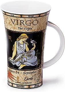 Dunoon Glencoe Zodiac Mug - Virgo (16.9oz)
