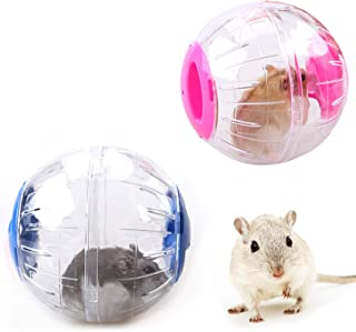 Material Plastic. Interactive Tease Toy Size 6.5cm,wt 60 gm Cats Plastic Colorful Cage Ball with Toy Mouse and Bell Pack of 3 Assorted Co lours