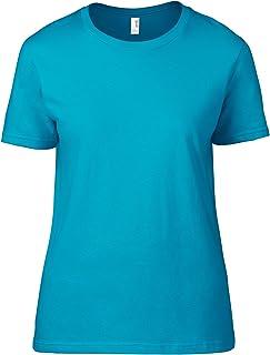 Anvil Womens/Ladies Fashion Semi-Fitted Short Sleeve T-Shirt