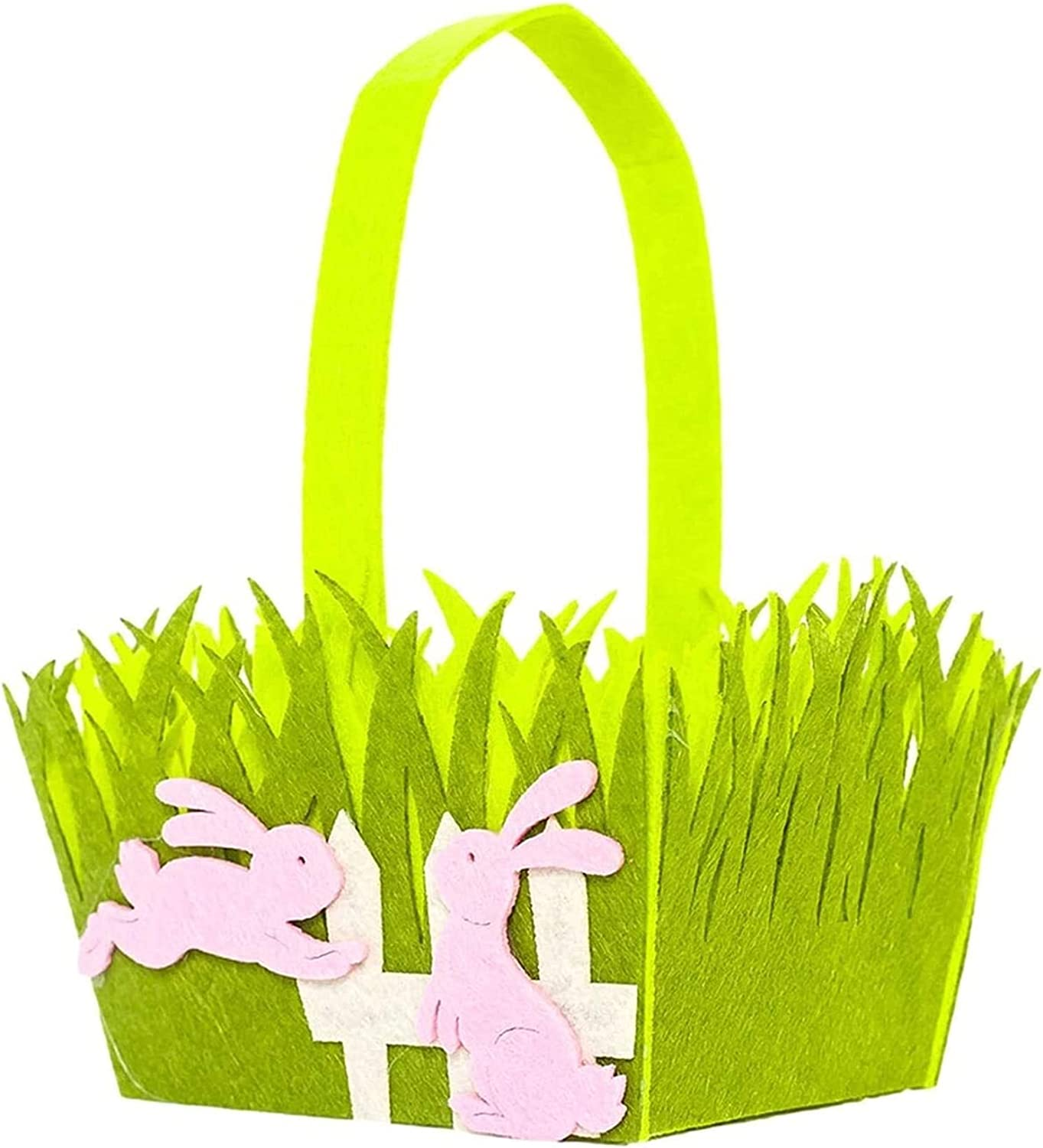 GDYJP Easter Egg Max Max 50% OFF 61% OFF Gift Basket Storage Bag Candy Washable Ba