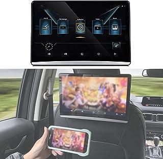 """Dvd Player de apoio de cabeça de 12,5""""Android 9.0 Universal,Telas de encosto de cabeça para carros,Suporte para sistema mu..."""