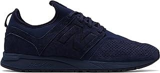 (ニューバランス) New Balance 靴?シューズ メンズライフスタイル Suede 247 Navy ネイビー US 8 (26cm)