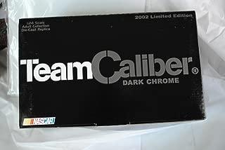 Adult Collection Die Cast Replica Kurt Busch # 97 Team Caliber Dark Chrome NASCAR 2002 Ltd Edition