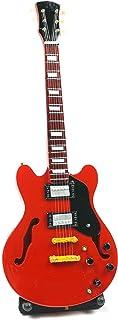 Gibson 183 - Guitarra en miniatura (24 cm), color rojo