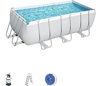 Bestway Pool Set Power Steel 412X201X122Cm