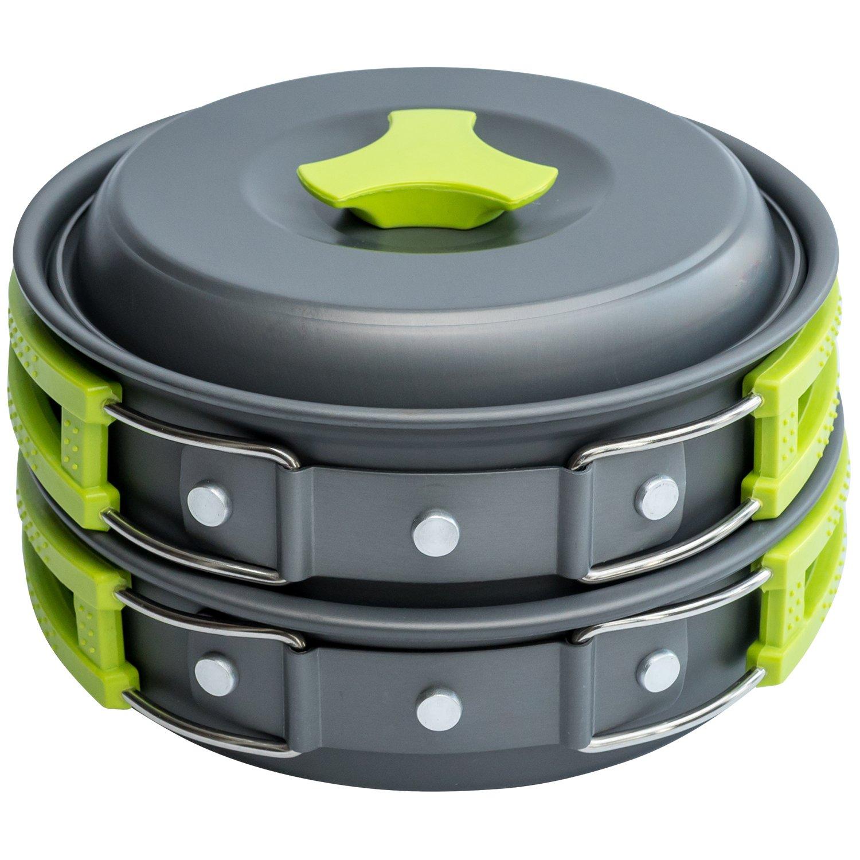 Cookware Backpacking Outdoors Equipment Lightweight