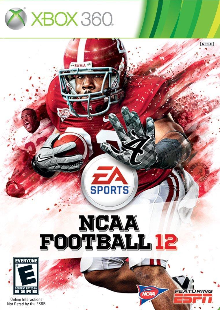 NCAA Football 12 Xbox Sale 360 Max 75% OFF -