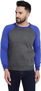Rockhard Full Sleeve Round Neck Solid Men Sweatshirt