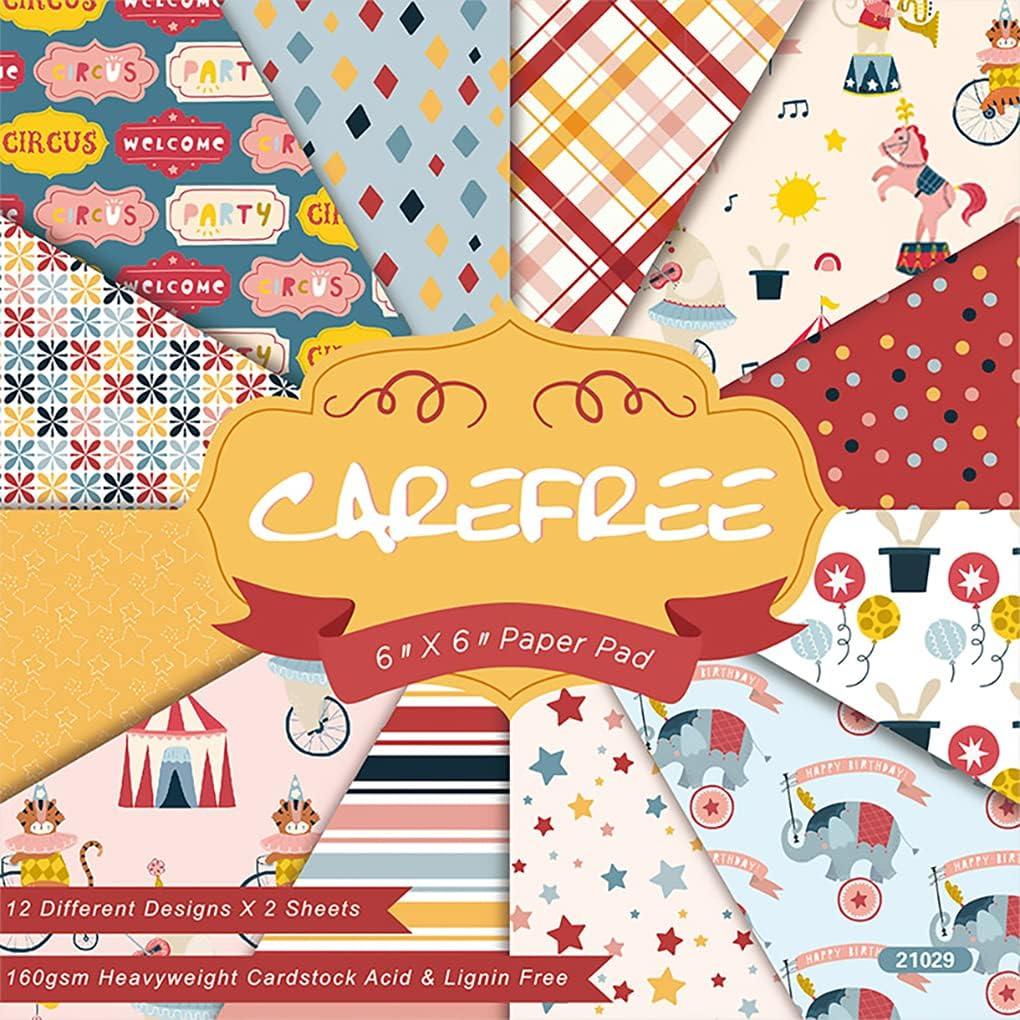 VONDYU Scrapbook wholesale Paper 6