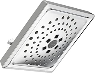 Delta Faucet 3-Spray H2Okinetic Shower Head, Chrome 52684
