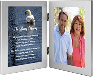 Sympathy Card for Him or Her, Condolence Message – Photo Added After Delivery