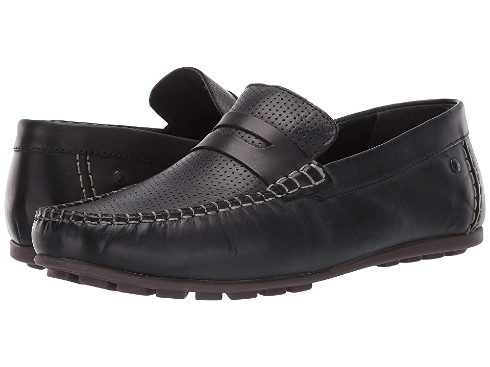 Image of Base London Attwood (Navy) Men's Shoes