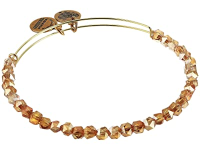 Alex and Ani Splendor II Bangle Bracelet, Caramel (Rafaelian Gold) Bracelet