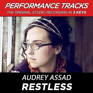 Restless (Performance Tracks)