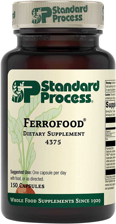 Latest item Standard Process Max 90% OFF Ferrofood - Whole Antioxidant Blo Food Healthy