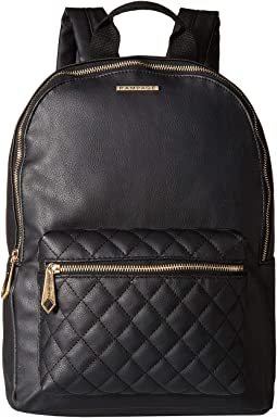 Quilted Pocket Backpack
