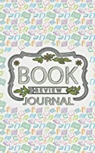 Book Review Journal: Reading Tracker Journal for Kids, Books Review Notebook, Great Gift for Book Lovers, Cream Paper, 5″ ...