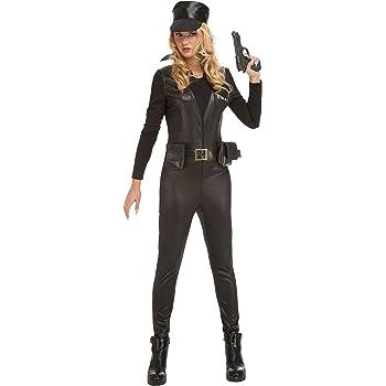 My Other Me Me-204281 Disfraz SWAT para niña, S (Viving Costumes ...