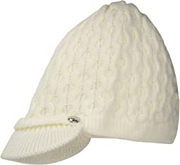 Calvin Klein - Honeycomb Cable Cabbie Hat