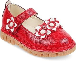 KITTENS Girls Red Mary Jane