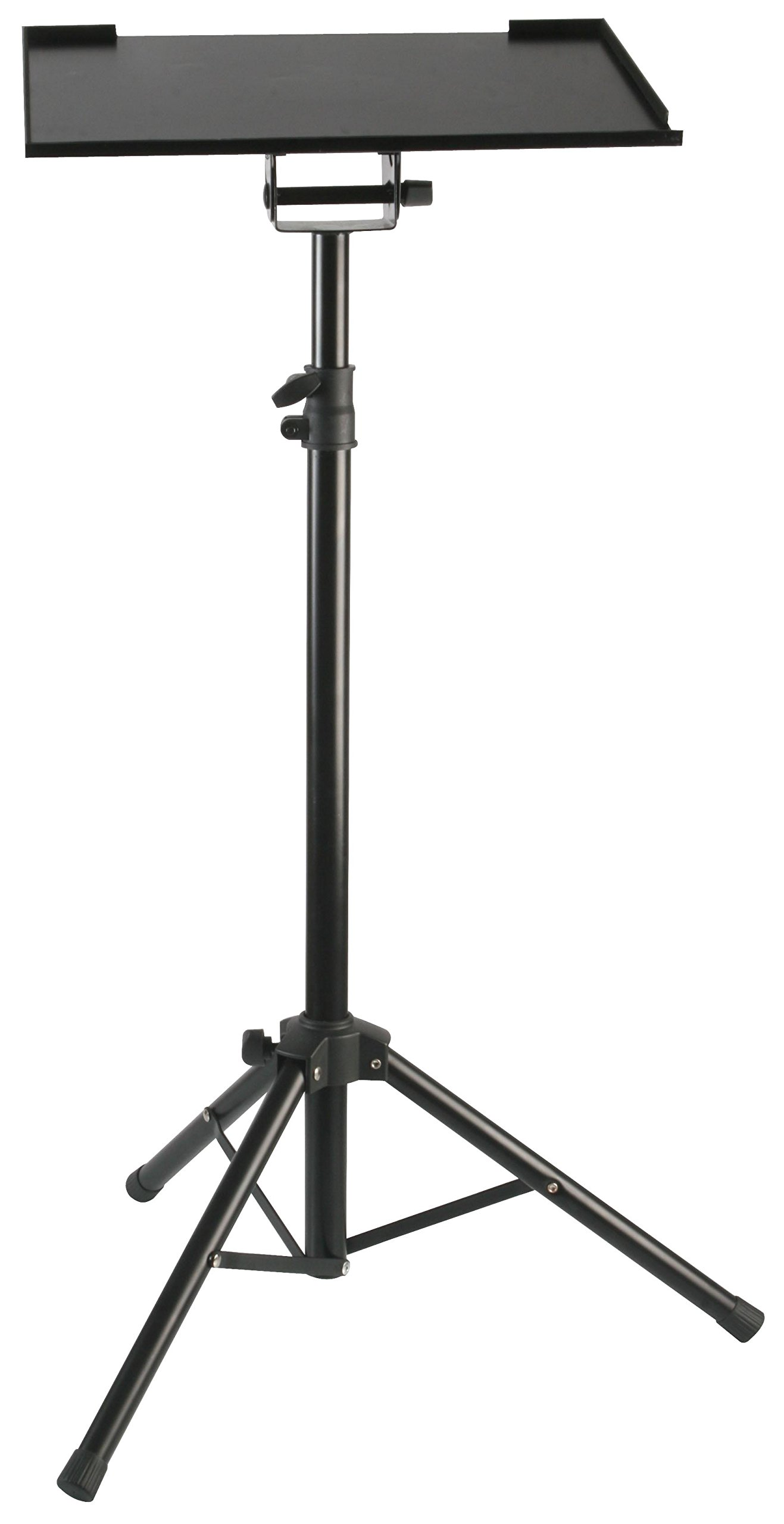 Vococal A 34x24cm Universal Metal Tray Stand Platen Platform Holder for 3//8inch Tripod Projectors Monitors Laptops