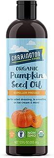 Organic Pumpkin Seed Oil 12 oz.