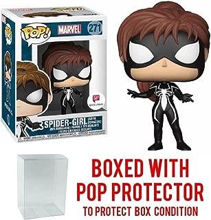 Funko Pop! Marvel: Spider-Girl (Anya Corazon) Walgreens Exclusive Vinyl Figure (Bundled with Pop BOX PROTECTOR CASE)