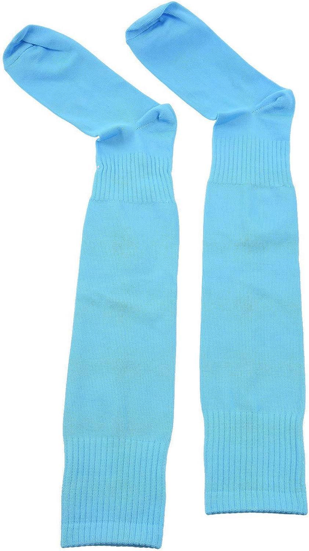 Vaorwne Mens Sports Baseball Hockey Soccer Socks Long High Sock green