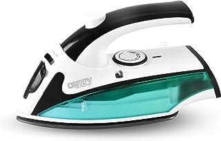 camry CR 5024 Iron Travel 840 W ångblå och vit, flerfärgad