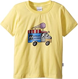 Ice Cream Truck Short Sleeve Tee (Toddler/Little Kids/Big Kids)