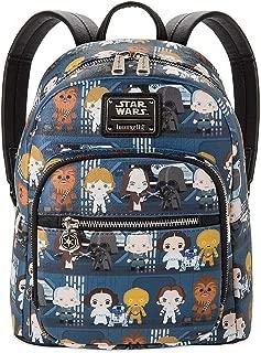 Loungefly x Star Wars A New Hope Chibi Characters Mini Backpack