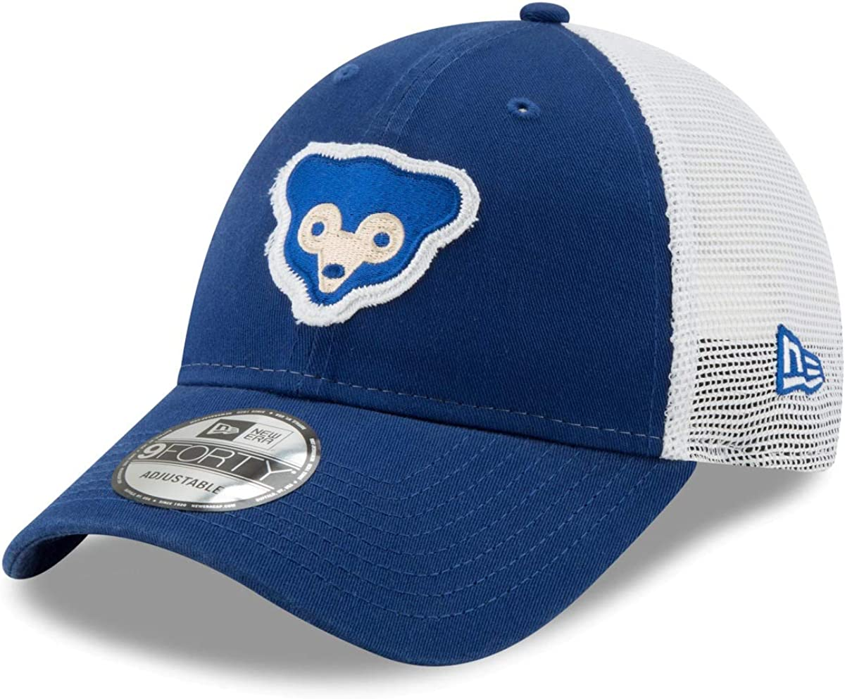 New Era Chicago Cubs 1969 Team Truckered Adjustable AL完売しました C 9FORTY Hat 奉呈