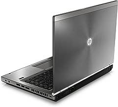 HP EliteBook 8460P 14-inch Notebook PC - Intel Core i5-2520M 2.5GHz 8GB 250GB Windows 10 Professional (Renewed)