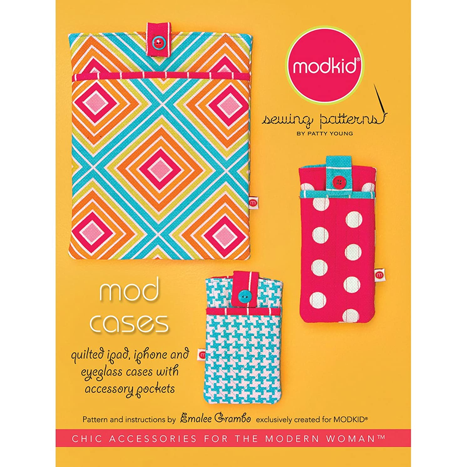 ModKid Sewing Patterns, Mod Cases