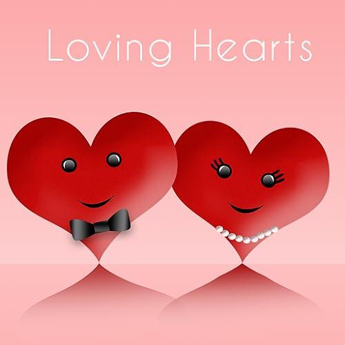 Liebevolle Herzen Keyboard