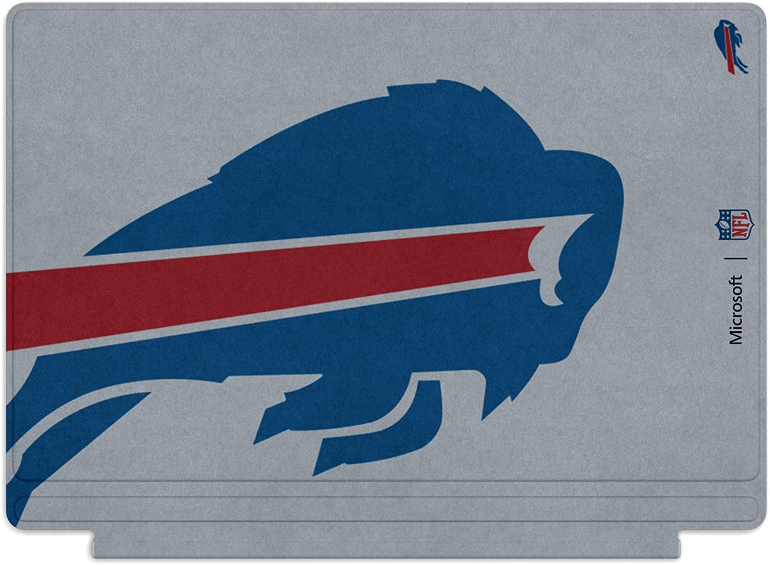 Microsoft CE QC700147 Surface Pro 4 Special Edition NFL Type Cover (Buffalo Bills)