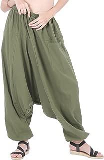 "Aladin Pantaloni per bambini /""PLAIN/"" bambini Pump Pantaloni Harem Aladin Pantaloni Pantaloni Pantaloni palloncino"