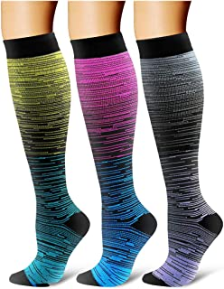 Compression Socks,(3 Pairs) Compression Sock Women & Men...